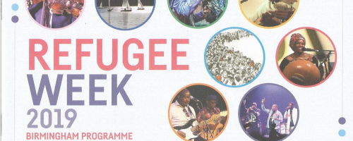 Birmingham Refugee Week 2019