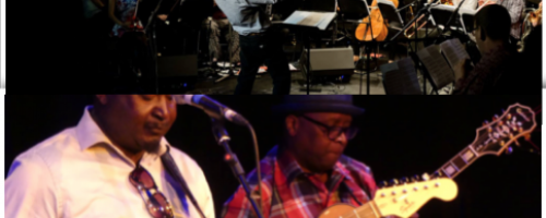 Surge Orchestra with Nifeco Costa & Babock Djazz MAC Birmingham